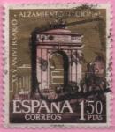 Sellos de Europa - España -  Arco d´Triunfo