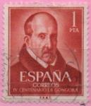 Sellos de Europa - España -  Luis d´Gongora