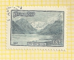 Stamps Russia -  Lago
