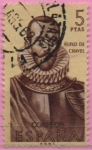 Stamps : Europe : Spain :  Ñuflo d´Chaves