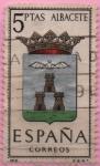 Sellos de Europa - España -  Albacete