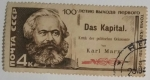 Stamps Russia -  Karl Marx