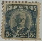 Stamps : America : Cuba :  Calixto Garcia 10c