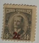 Stamps : America : Cuba :  Serafín Sanchez