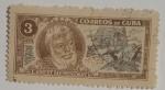 Stamps Cuba -  Ernest Hemingway