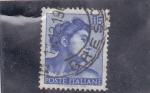 Stamps Italy -  MITOLOGIA