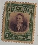 Stamps : America : Cuba :  Bartolome Maso 1c