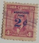 Stamps : America : Cuba :  Miguel Aldama
