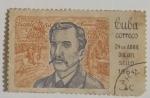 Stamps : America : Cuba :  Vicente Mora Pera