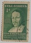Stamps Cuba -  Colon