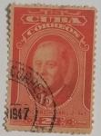 Stamps : America : Cuba :  Franklin D. Roosevelt