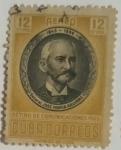 Stamps Cuba -  Jose Maria Aguirre