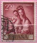 Stamps : Europe : Spain :  Virje d´Gracia
