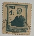 Stamps : America : Cuba :  Rafael Manduley