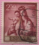 Stamps of the world : Spain :  Virje d´Gracia