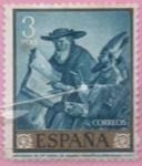 Stamps : Europe : Spain :  Apoteosis d´Sat. d´Aquino