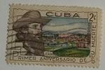 Stamps : America : Cuba :  Camilo Cienfuegos