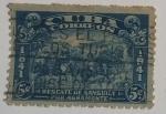 Stamps Cuba -  Rescate de Sanguily
