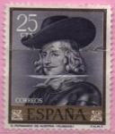 Stamps Spain -  Fernando d´Austria