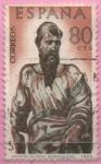 Stamps Spain -  Apostol