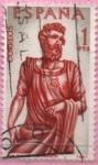 Stamps Spain -  San Pedro