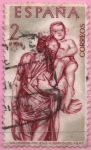 Stamps of the world : Spain :  San Cristobal