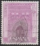 Sellos de Europa - España -  1808 - Iglesia de Ntra. Sra. de la O, Sanlúcar de Barrameda, Cádiz