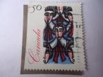 Stamps Canada -  Grupo de Coro Tradicional - Navidad 1994