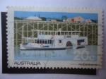 Stamps Australia -  Canberra - Serie:Ferris.