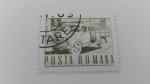 Stamps of the world : Romania :  Correos