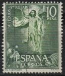 Sellos de Europa - España -  Misterios d´Santo Rosario (Rerureccion)