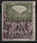 Stamps Spain -  Misterios d´Santo Rosario (Pentecontes)