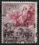 Sellos de Europa - España -  Misterios d´Santo Rosario (Pentecontes)