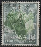 Sellos de Europa - España -  Misterios d´Santo Rosario (Coronacion d´Nuestro Señor)