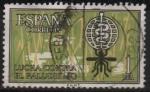 Sellos de Europa - España -  Campaña Mundial antimalaria