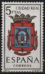 Stamps Spain -  C.Real