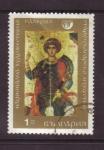 Stamps Bulgaria -  Iconos