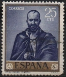 Stamps Spain -  Arquimedes
