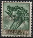 Sellos de Europa - España -  Triunfo d´Baco