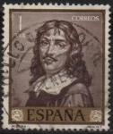 Stamps Spain -  Jose d´Ribera