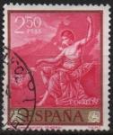 Sellos de Europa - España -  San Juan Bautista