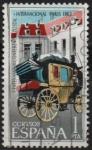 Sellos de Europa - España -  Centenario d´l´I conferencia Postal Internacional