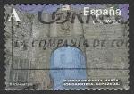 Sellos del Mundo : Europa : España : Puerta de Santa María, Hondarribia, Gipuzkoa