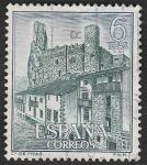Sellos del Mundo : Europa : España : 1884 - Castillo de Frías, Burgos
