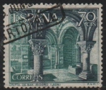 Stamps of the world : Spain :  Cripta d´San Isidoro