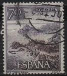 Sellos de Europa - España -  Costa Brava ( Gerona)