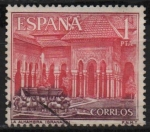 Stamps of the world : Spain :  Alhambra d´Ganada