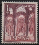 Stamps Spain -  Mezquitra d´Cordoba