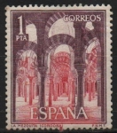 Stamps of the world : Spain :  Mezquitra d´Cordoba