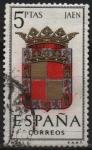 Sellos de Europa - España -  Jaen